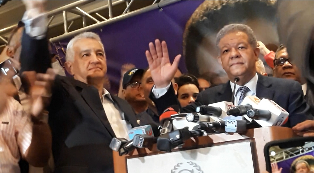 Leonel cuestiona resultados, dice que la voluntad popular fue adulterada