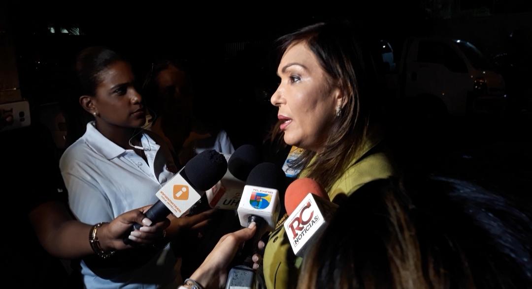 Geanilda Vásquez asegura a partir de mañana PRM trabajará unido para llegar al poder
