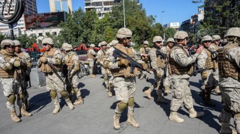 Cúpula militar presenta su rendición de cuentas y patrimonios personales