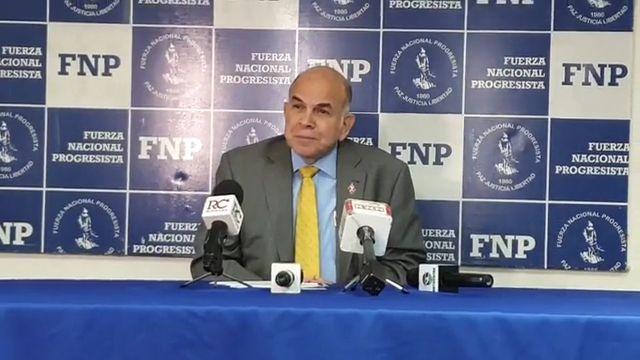 (Video): Pelegrín Castillo advierte al gobierno riesgos de que RD se convierta en refugio para millones de haitianos