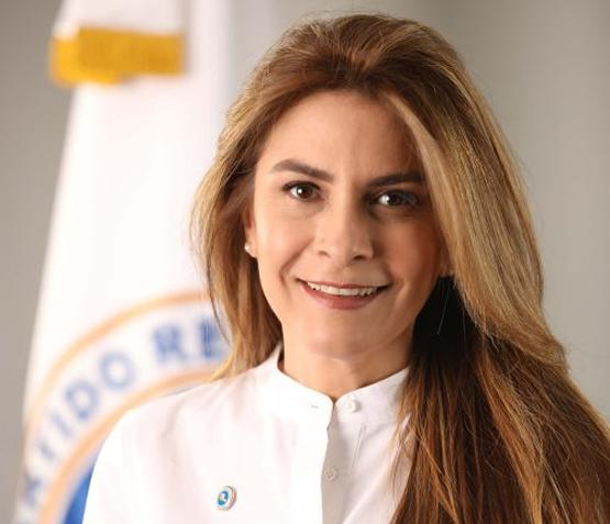 Carolina Mejía da positivo al COVID19