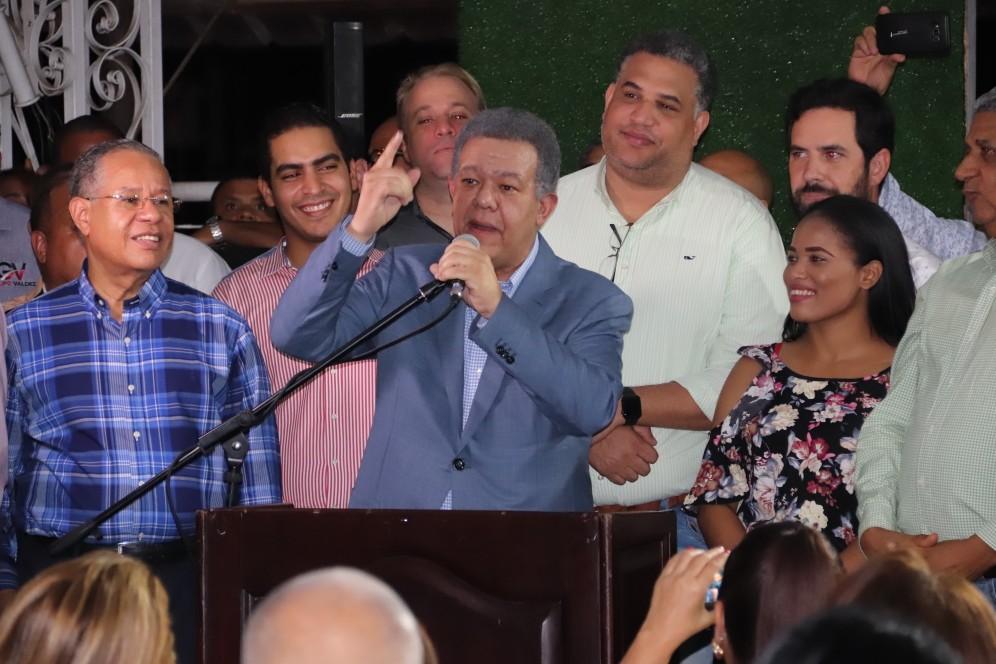 Leonel asegura se construye gran alianza opositora para sacar del poder la cúpula palaciega que secuestró al PLD