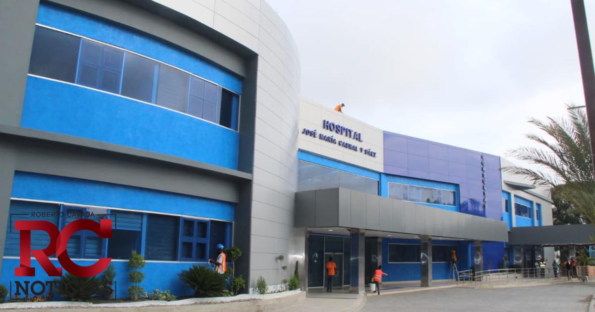 Hospital Cabral y Báez informa cuenta con capacidad resolutiva para manejo de pacientes con Covid-19