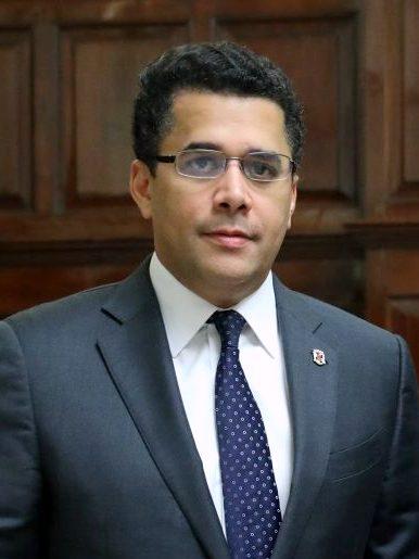 David Collado agradece a Luis Abinader por designación como ministro de Turismo