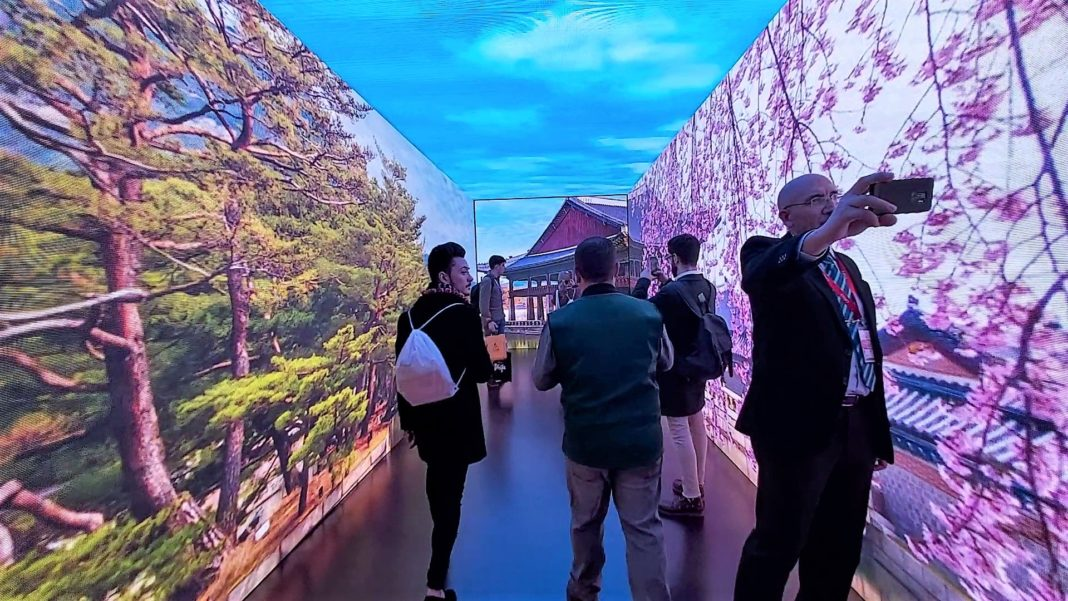 FITUR rompe sus records este año y reúne a más de 225 mil visitantes