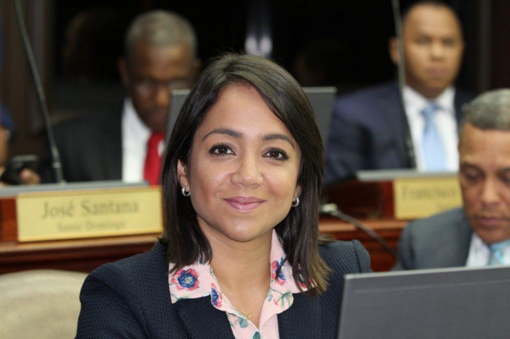 Faride Raful presenta sus prioridades legislativas para senadora
