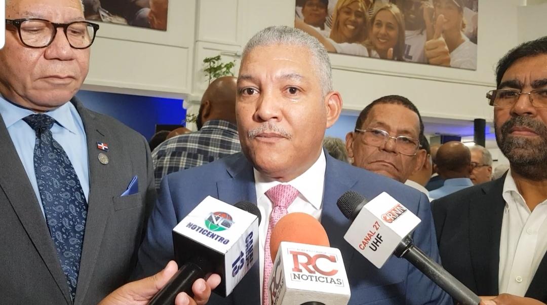 Radhamés González segura alianza ideal del PRD era con el PRM