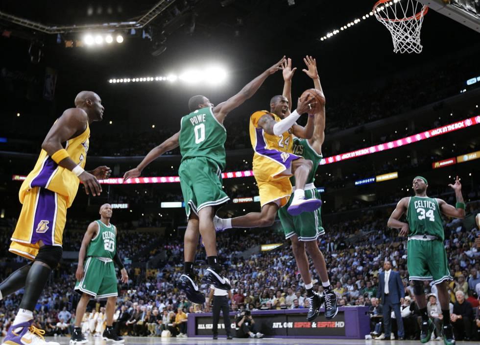 FOTOS: Kobe Bryant: vida y carrera, en datos