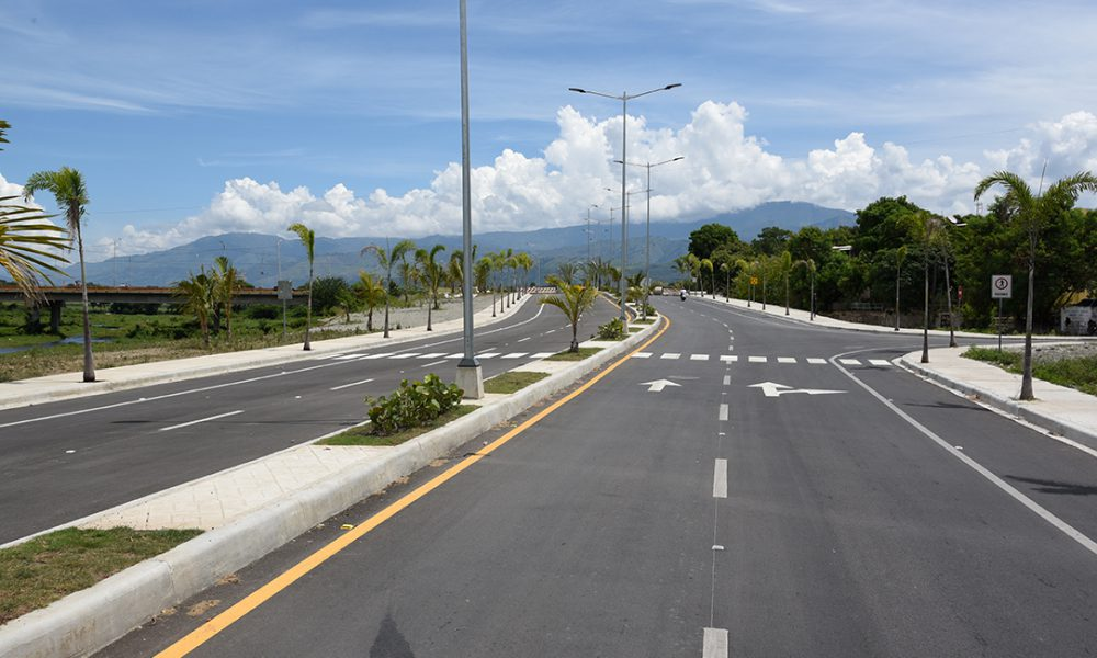 MOPC concluye trabajos de la Circunvalación San Juan