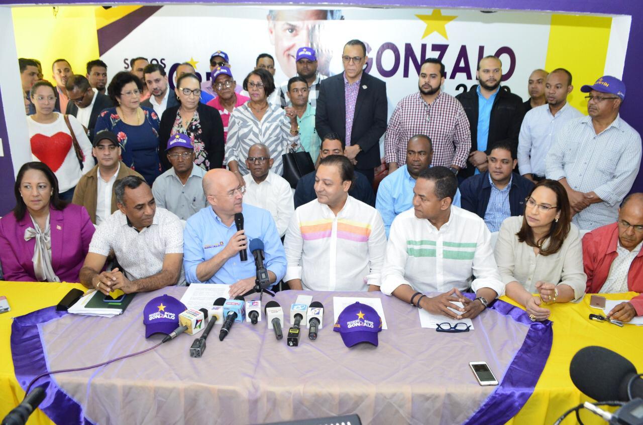 Francisco Domínguez Brito vaticina triunfo arrollador en elecciones municipales