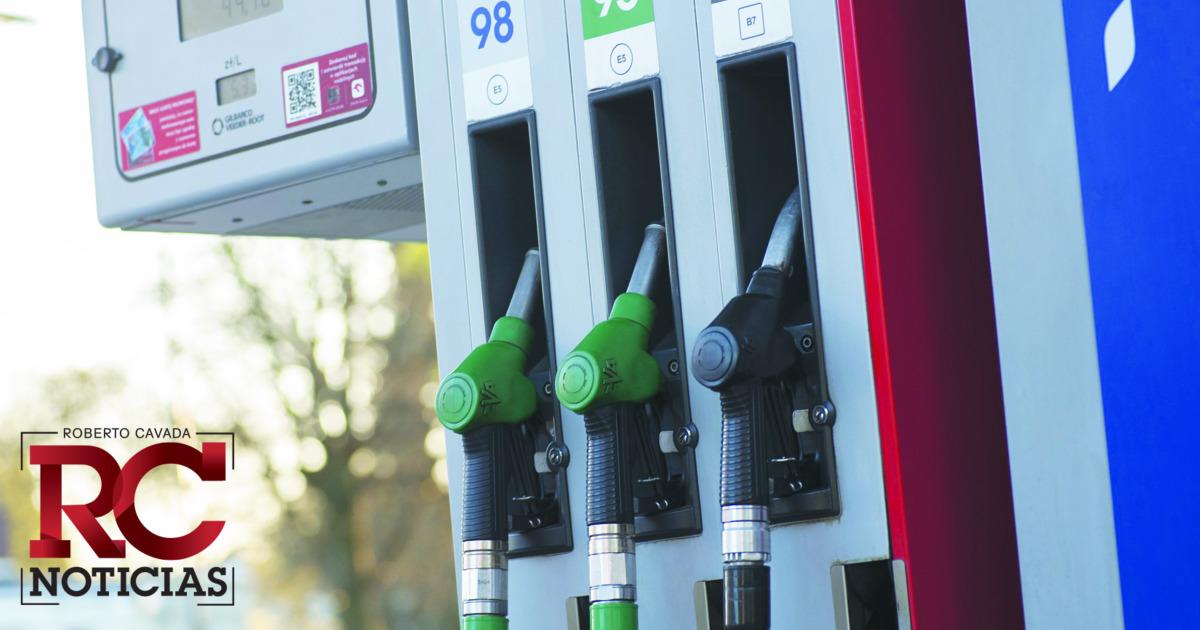 Mayoría de combustibles aumentan de precio; Gas Natural se mantiene
