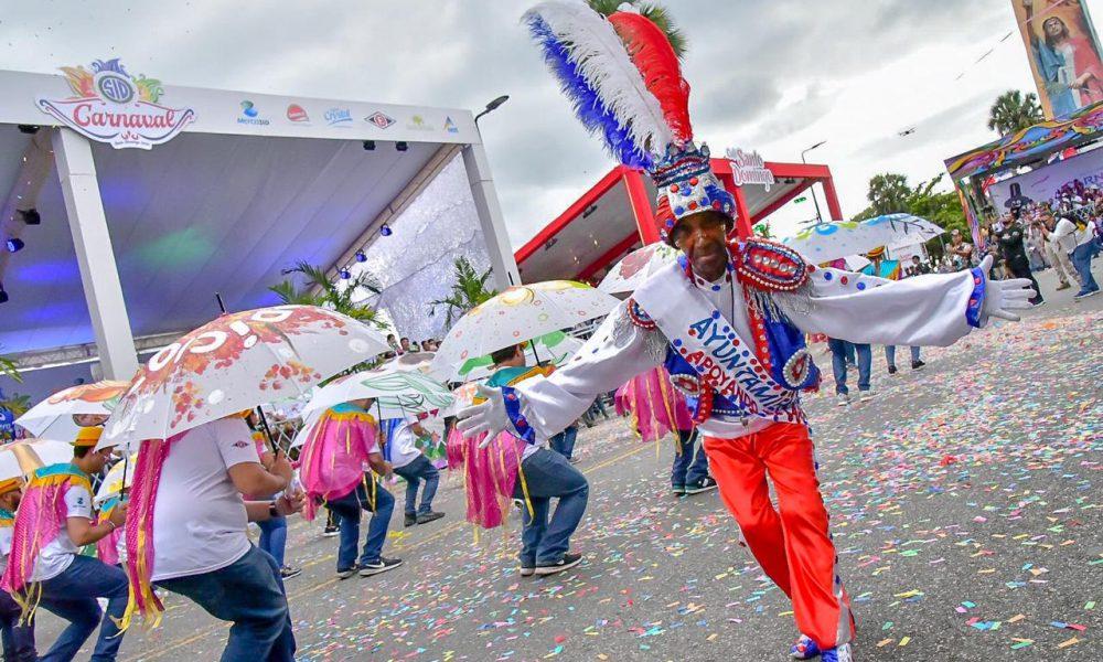 Fotos: Concluye Carnaval Santo Domingo 2020