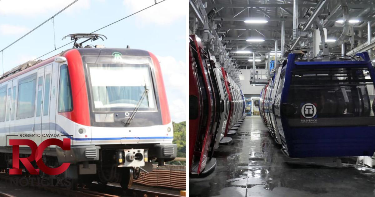 Metro y Teleférico cambian de horario por día feriado