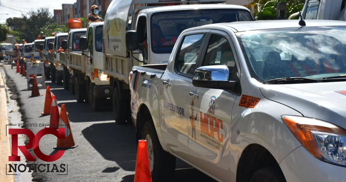 Obras Públicas entrega avances de pago inicial para  7 contratos de obras