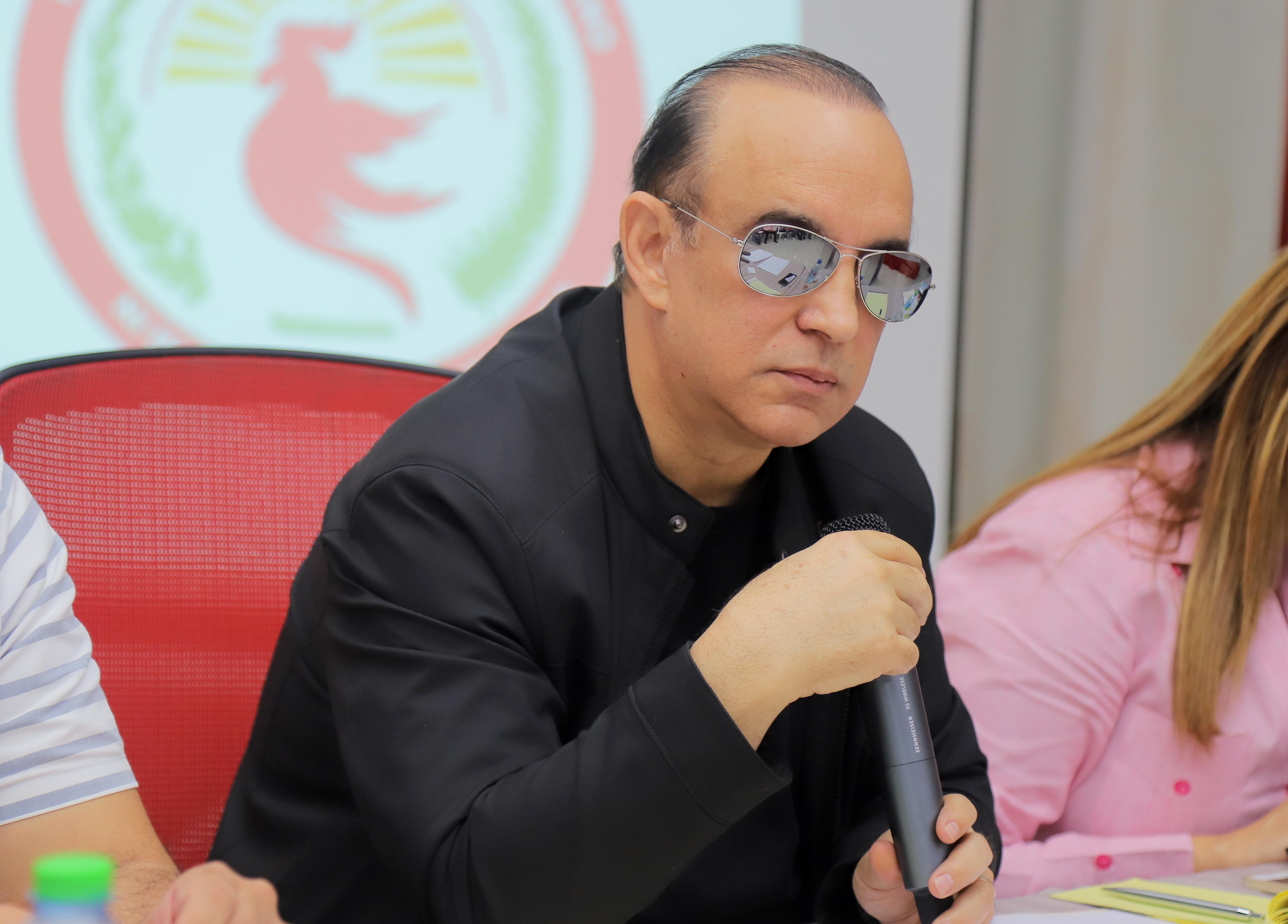 Diputados PRSC votaron por 30% AFP a trabajadores y en contra extensión estado de emergencia, dice Quique Antún