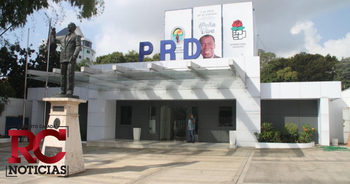 PRD respalda aspiraciones de Rafael Paz