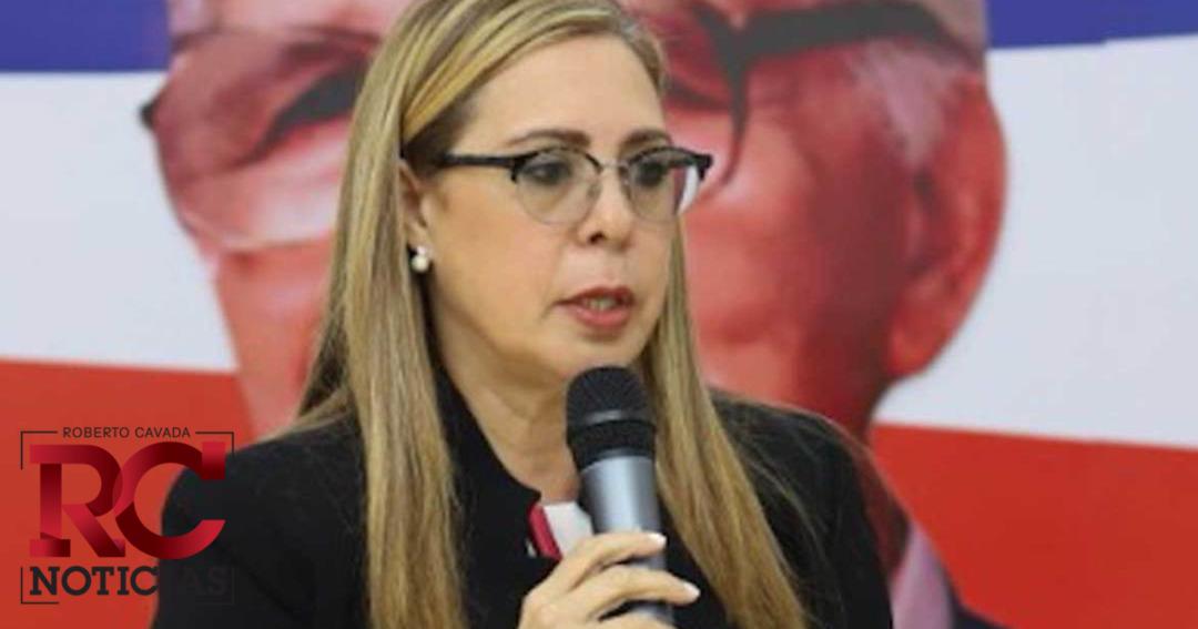 Sergia Elena emplaza a Gonzalo a explicar crecimiento de su patrimonio a RD$1,500M