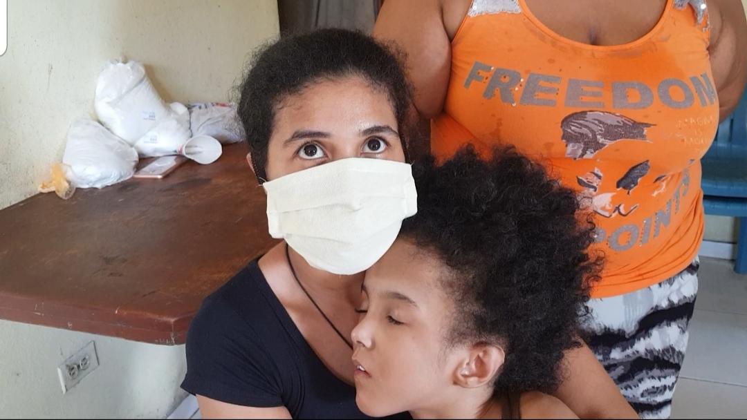 Vídeo   Familia revela calamidades por COVID-19