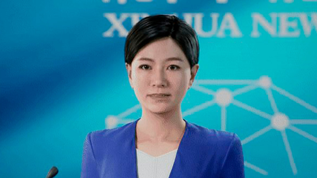 Video | Debuta en China la primera presentadora 3D de noticias potenciada con inteligencia artificial