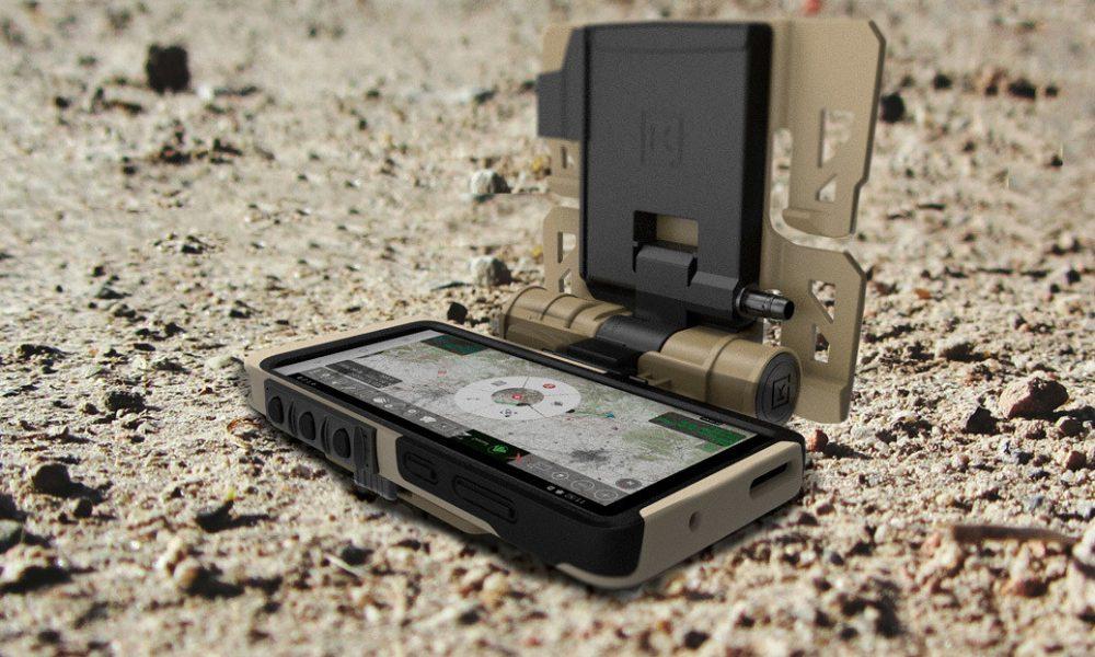 FOTOS: Samsung presenta la versión militar del Galaxy S20, desarrollada para las operaciones del Pentágono