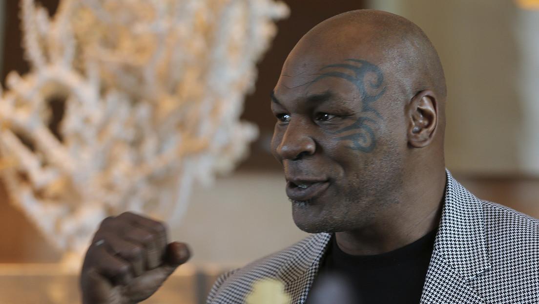 Mike Tyson asegura que el contrato para su retorno al 'ring' podría firmarse en los próximos días