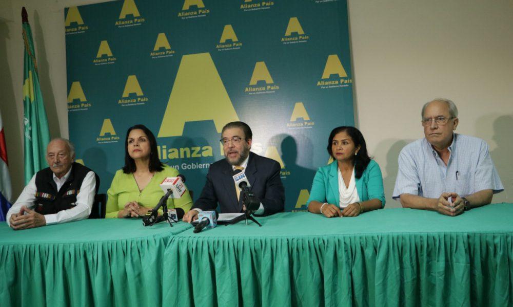 """ALPAIS afirma es """"antidemocrático"""" descarte de Guillermo Bruno del debate"""