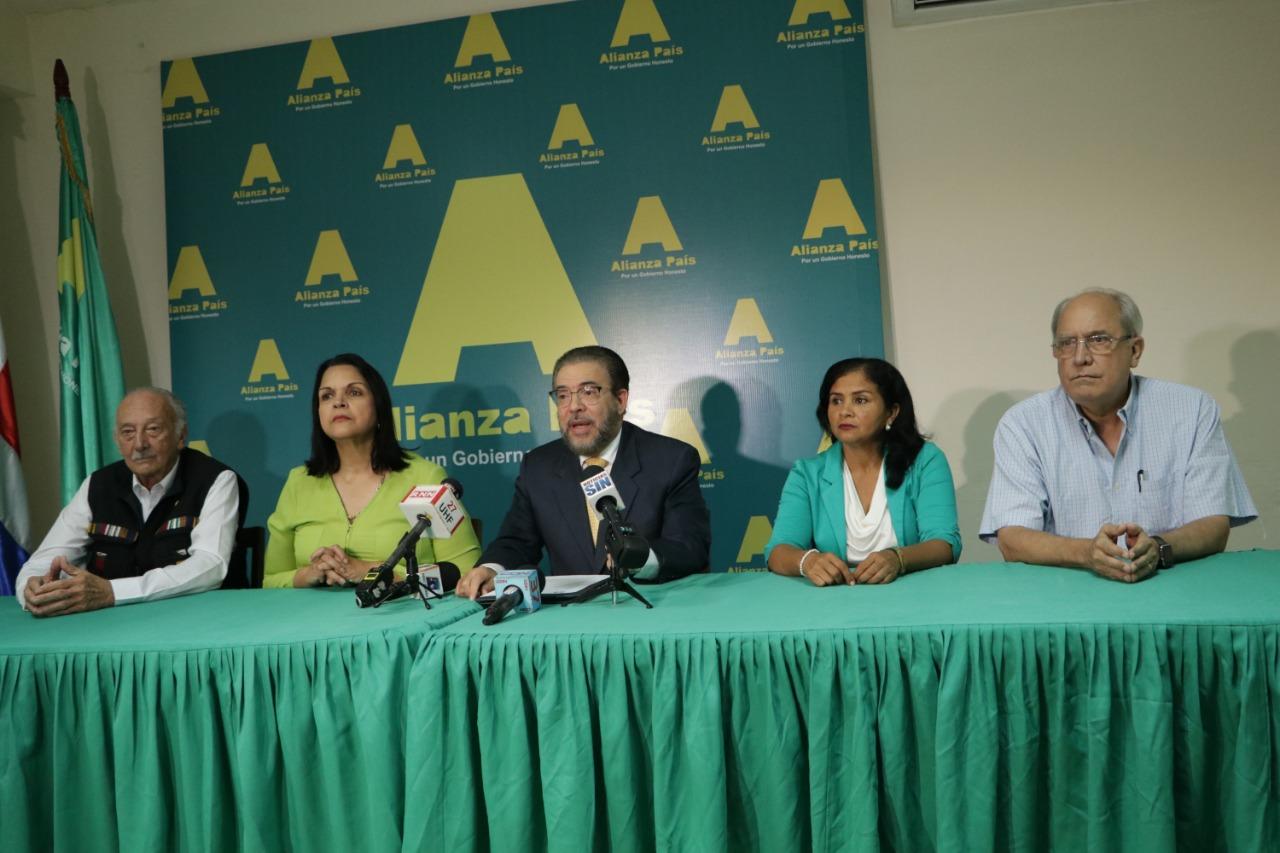 """ALPAIS afirma es """"antidemocrático"""" exclusión de Guillermo Moreno del debate"""