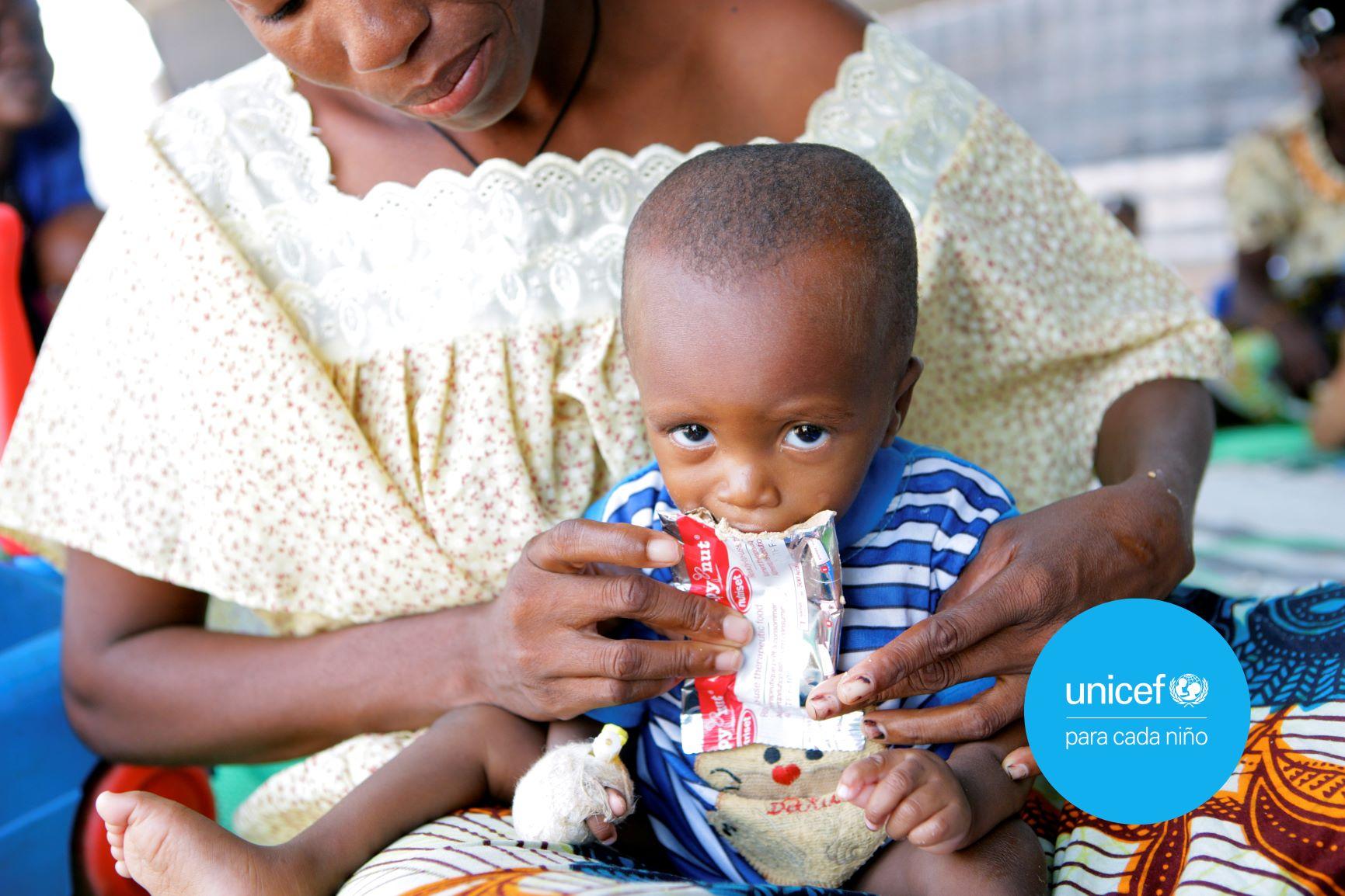 """""""El Mejor Regalo"""" ayudará a 20 mil niños con desnutrición aguda"""