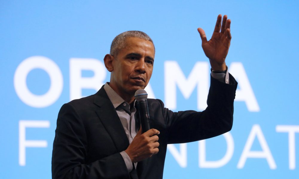 """Invasión al Congreso de EEUU es una """"gran vergüenza"""" pero """"no una sorpresa"""", dice Obama"""
