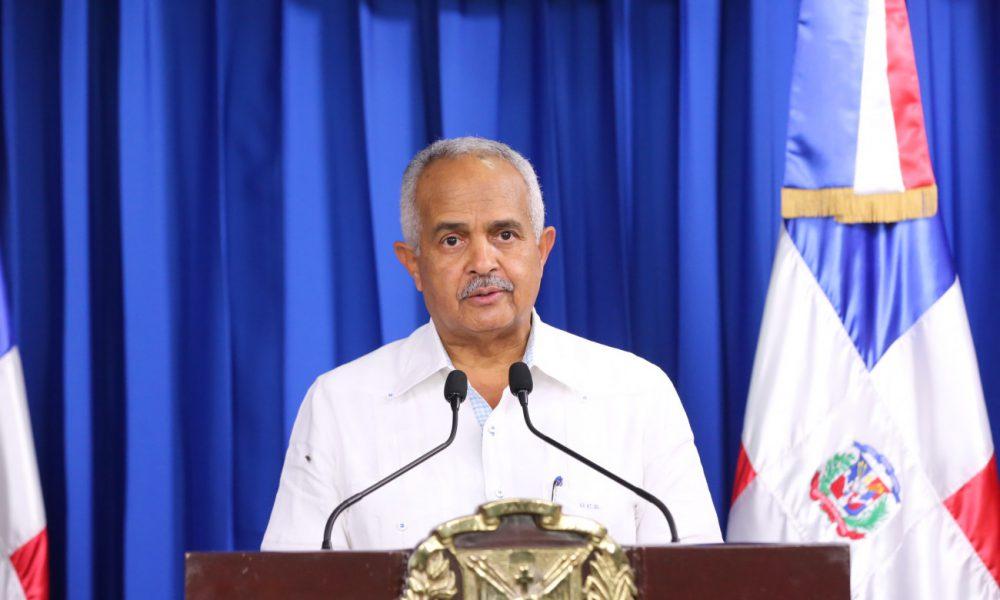 Deán Medina se reúne con funcionarios del jubón agropecuario