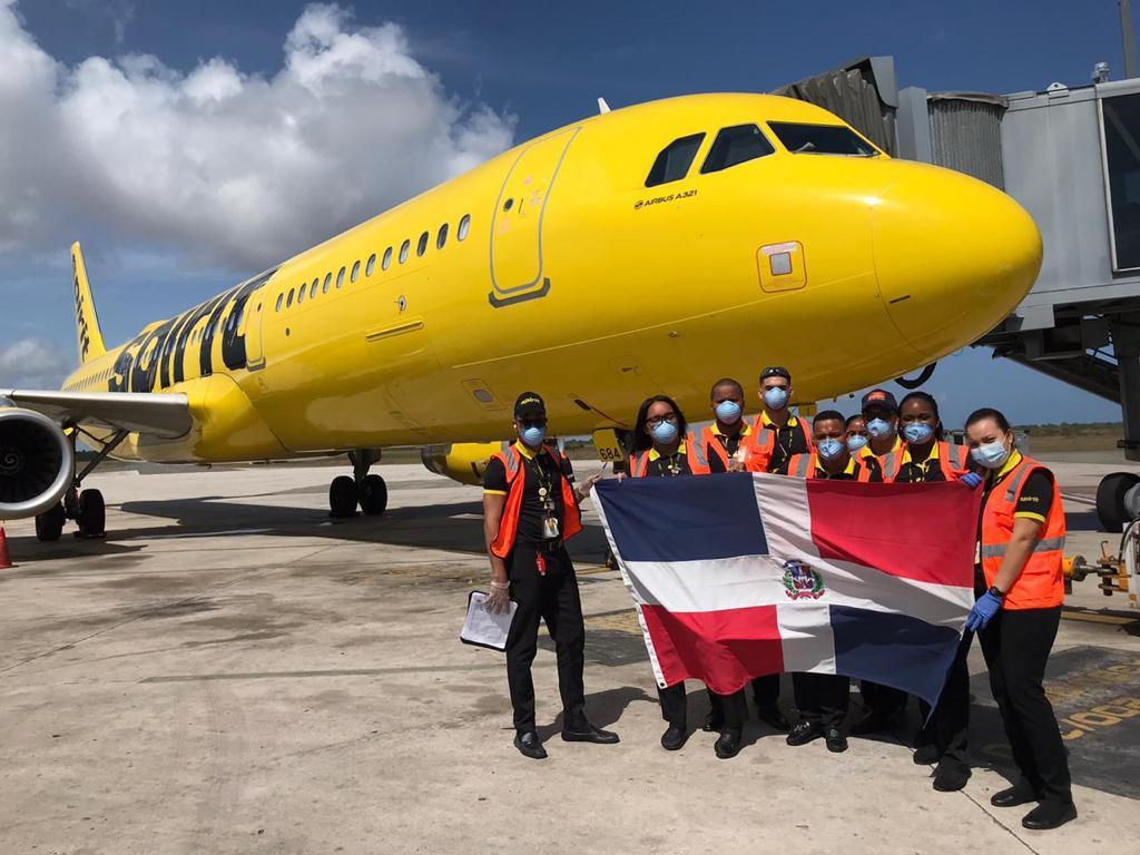 Spirit Airlines reúne más de 7.500 personas a través de Vuelos Humanitarios