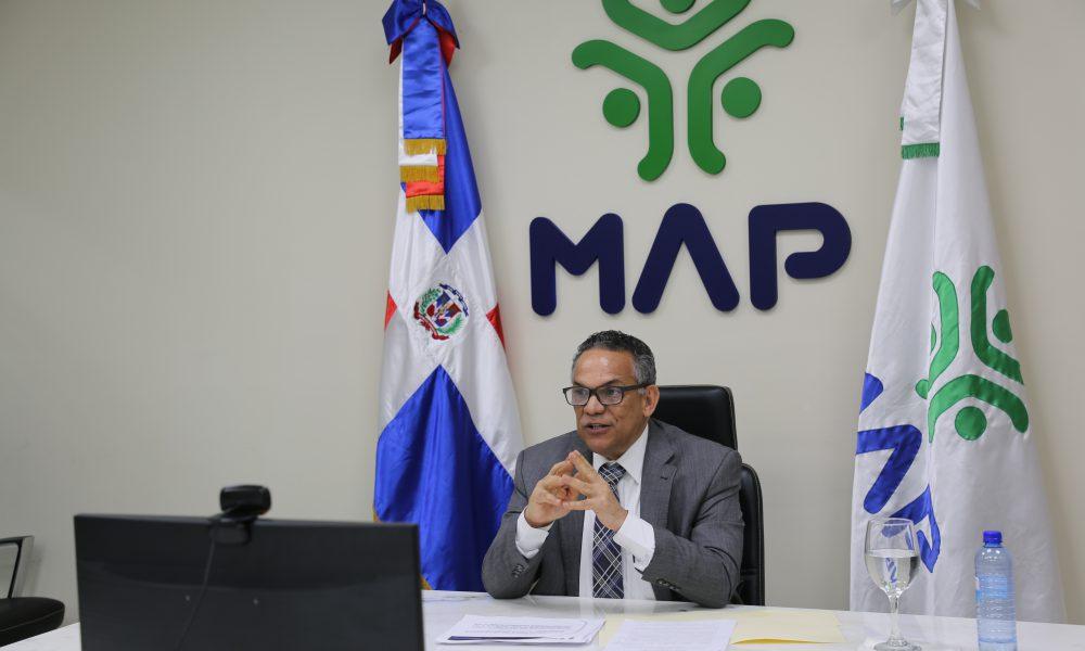 Delicia Camejo aclara vicepresidenta no viola ninguna ley al retener su diligencia como directora del Gobierno de Política Social