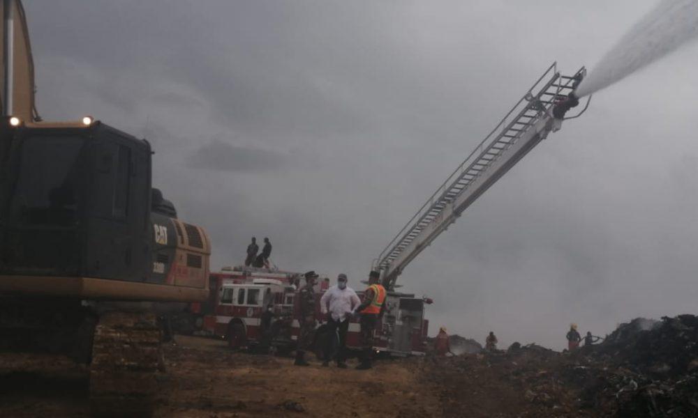 Videos | MOPC informa avanzan trabajos para terminación de combustión en Duquesa
