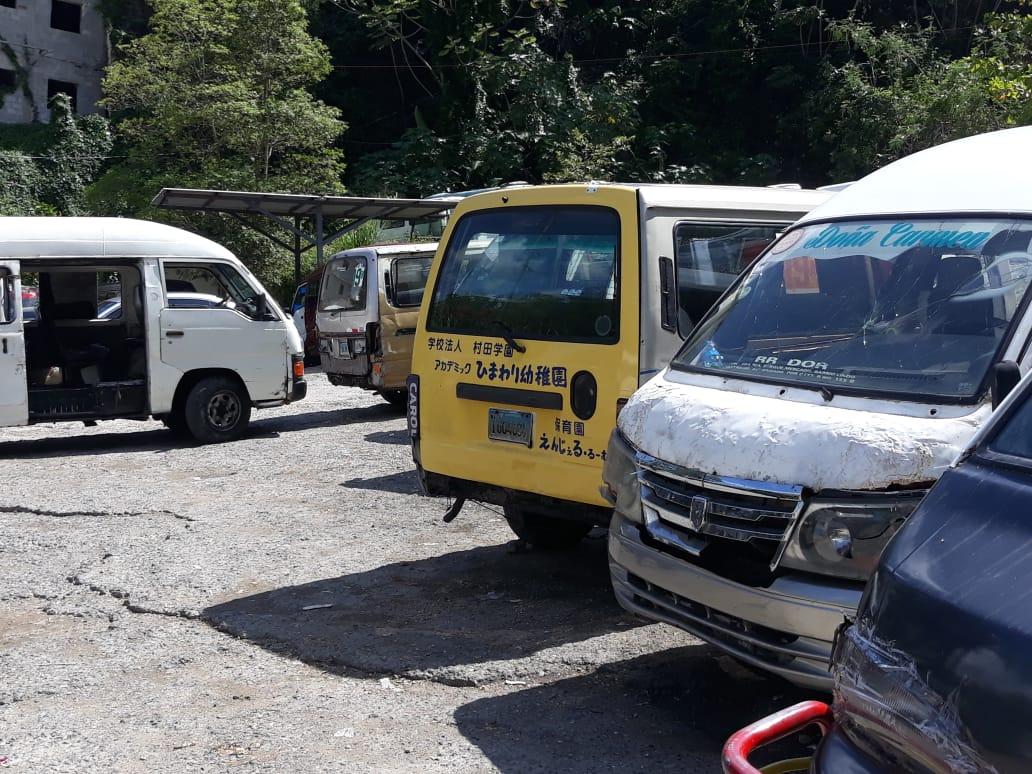 Video | Transportistas piden se permita operación rutas de guagua