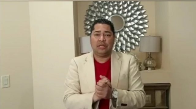 Video | El Pachá pide disculpas a Tony Dandrades