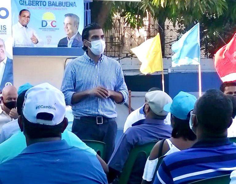 Dominicanos por el Perturbación proclama a Juan José Rojas del PRM como su aspirante en SDE