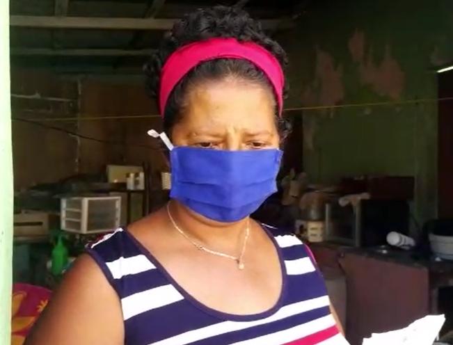 Video   Con cáncer, sin dinero para las quimioterapias y con amenaza de desalojo