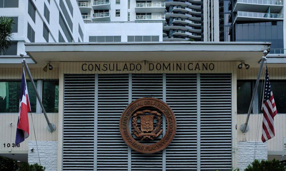 Consulado Dominicano en Miami reabrirá el martes