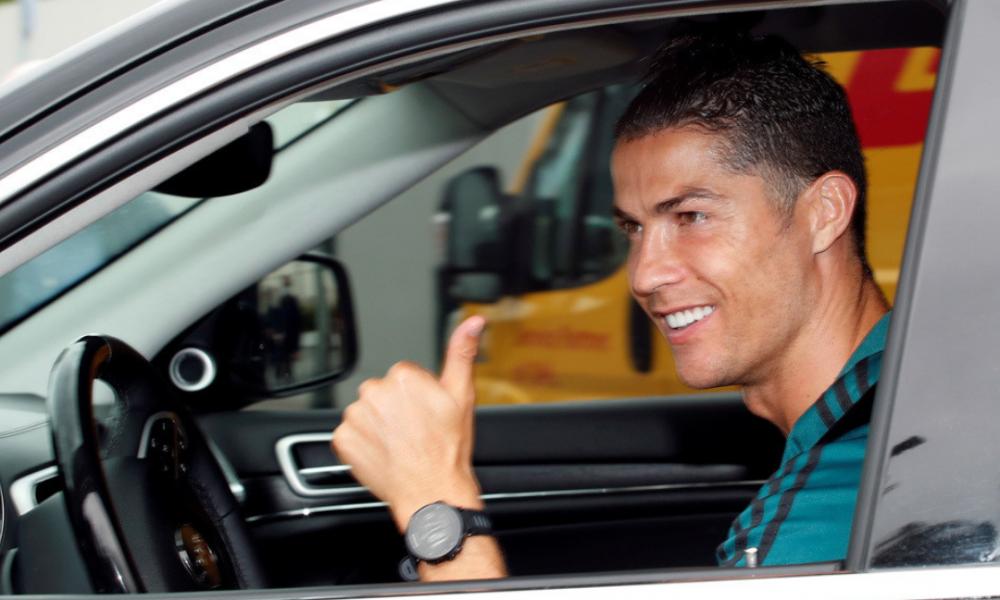 Cristiano Ronaldo vuelve a los entrenamientos con la Juventus tras 72 días de su último partido