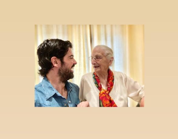 Ella es la Tata, la influencer de 95 años más longeva del mundo que causa furor esta cuarentena