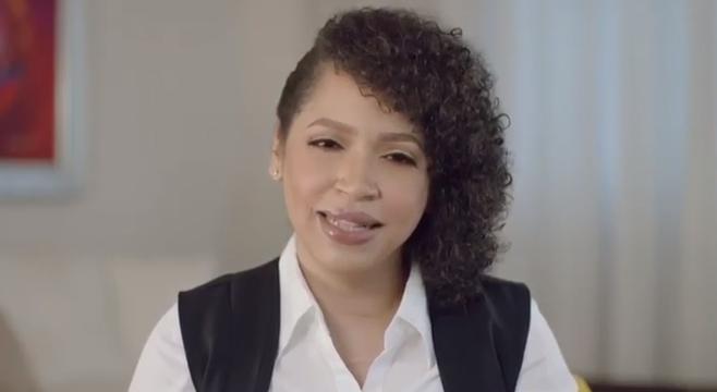 Video | Juliana O'Neal lanza su candidatura a diputada por SDE con FP |  Roberto Cavada