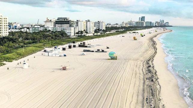 ¿Piensa ir a la playa o a la piscina? Estas son las nuevas reglas en Miami-Dade