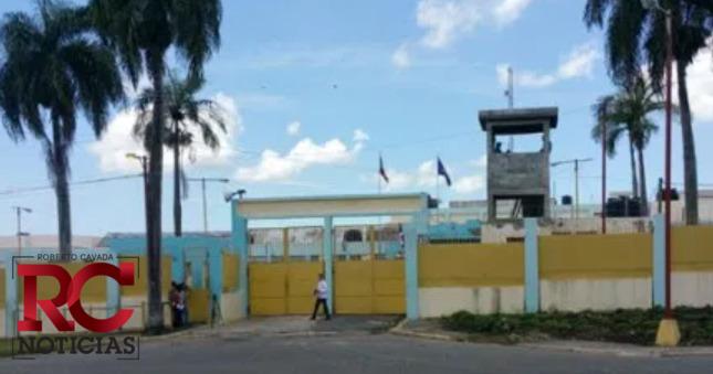 Argenis Contreras ya se encuentra en la cárcel de Najayo