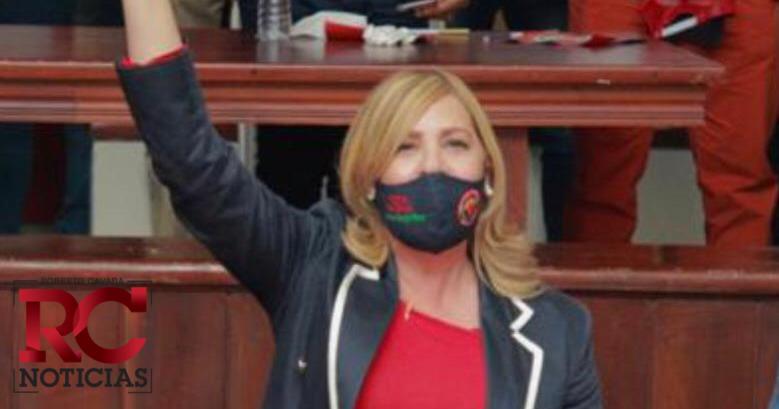 Abinader designa a Sergia Elena Mejía como miembro de la Junta Monetaria