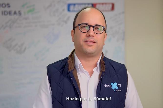 Video | Excandidato PDI endosa apoyo a proyecto Omar Fernández y Fuerza del Pueblo