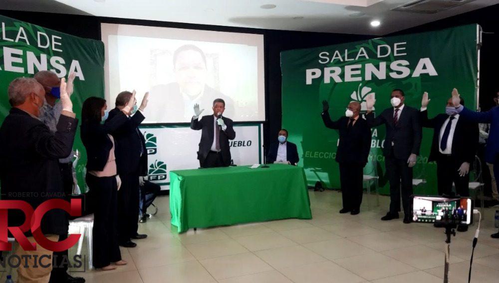 LF explica los pilares del salita si ganase las próximas elecciones