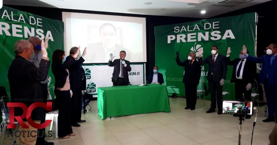 LF explica los pilares del gobierno si ganase las próximas elecciones