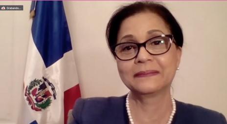 Embajada y Misión Permanente Dominicana en Viena, organizan conversatorio virtual