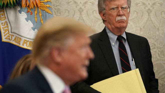 Libro de John Bolton: 4 revelaciones sobre Trump en las polémicas memorias cuya publicación quiere impedir la Casa Blanca