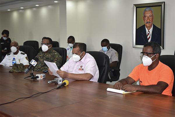 Alcalde Carlos Guzmán advierte irán a la justicia quienes se dedican a quemar objetos cerca de Duquesa